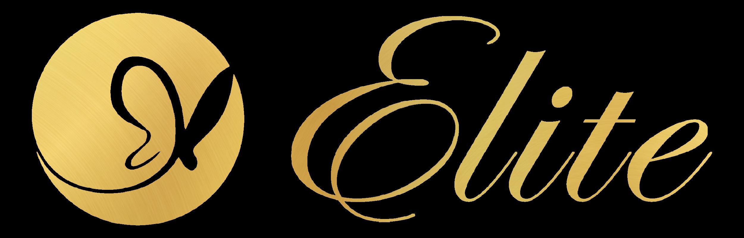 elite logo (elite + butterfly)